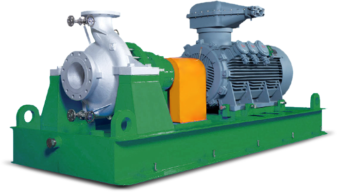 API mag drive pumps