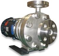 Medium to high head mag drive pump