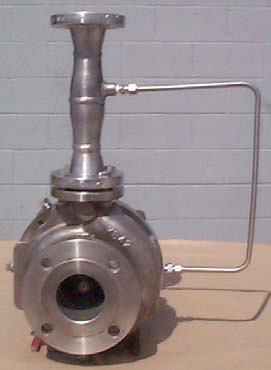 Solids Handling Mag Drive Pumps | Self Cleaning Strainer